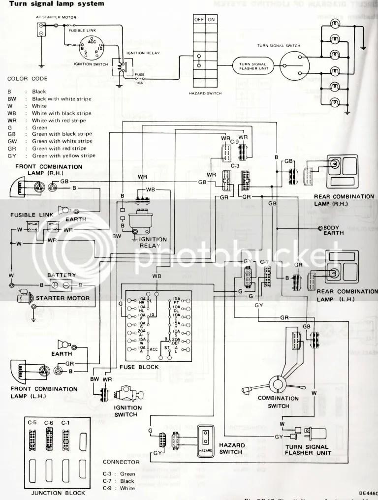 stock 78 280z wiring problems - S30 Series - 240z, 260z, 280z - HybridZ