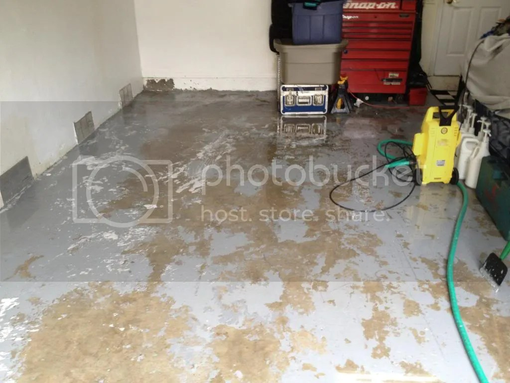 Rust Oleum Garage Floor Epoxy