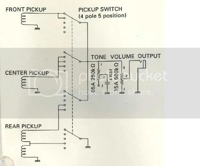 5-way super switch with active livewire metal pickup wiring help