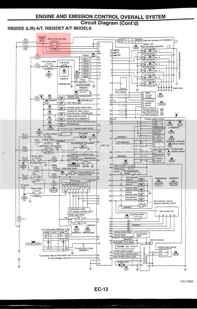 c33 de rb20 wiring diagram