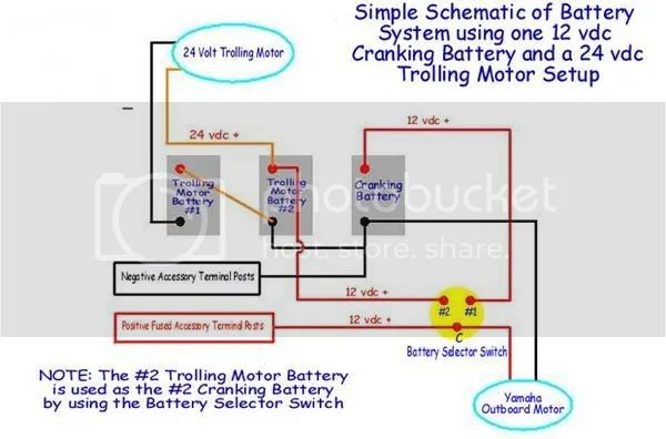 12/24 Motorguide wiring help Page 1 - iboats Boating Forums 192109