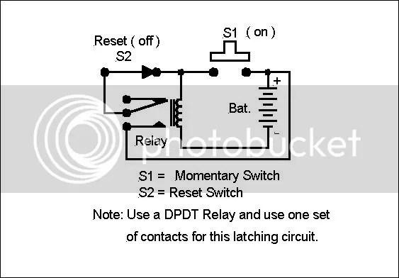 latch relay wiring diagram latching relay wiring diagram wirdig