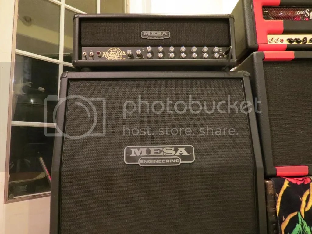 Mesa 4x12 New 4x12 Day Ultimate Guitar