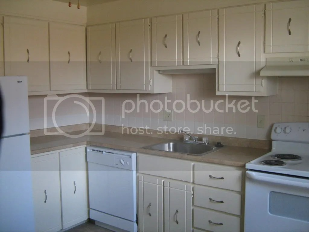 All White Kitchens With White Appliances Off White Cabinets White Appliances