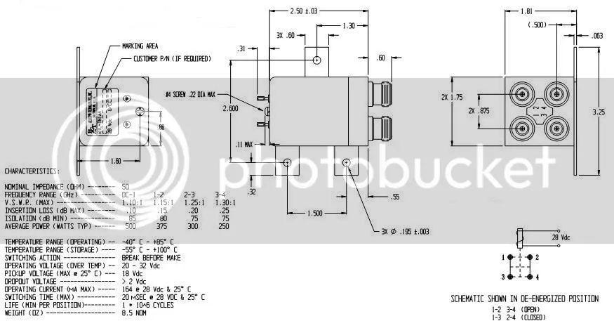 relay switch rf