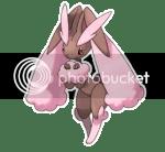 Pokemon Shiny Lopunny