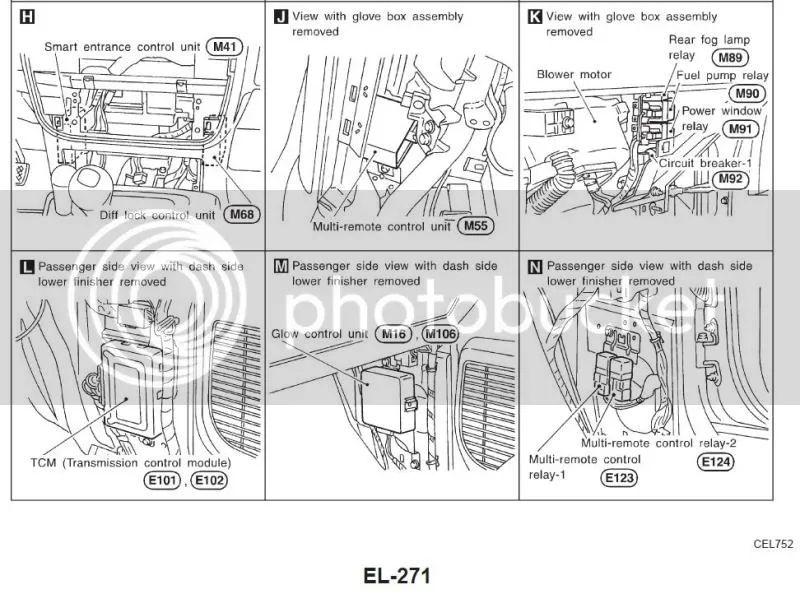 nissan patrol y61 sub tank wiring diagram