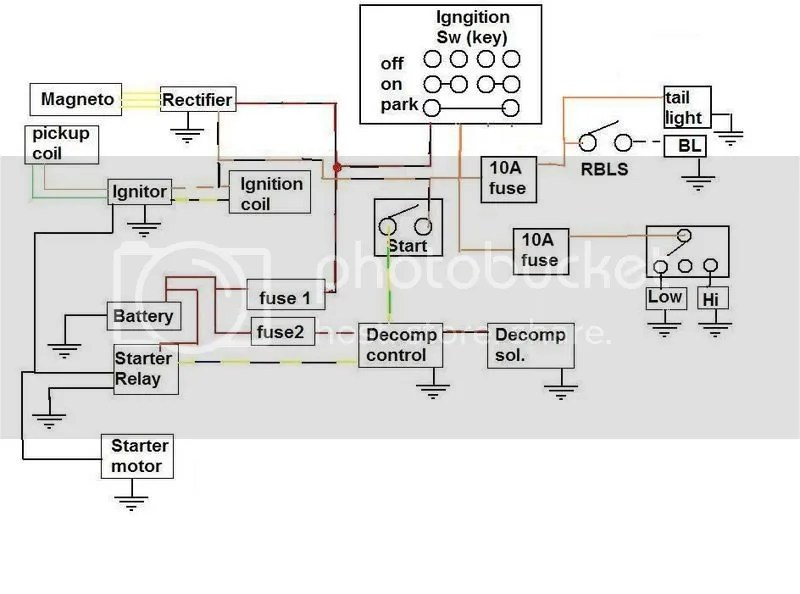 Suzuki Savage Wiring Diagram - Wiring Diagram Data