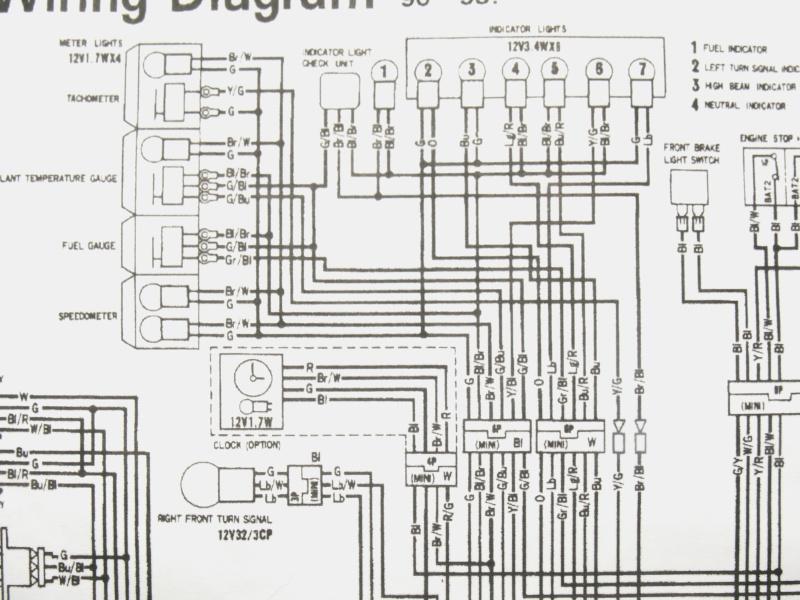 Suzuki Bandit 1250 Wiring Diagram - Somurich