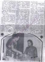 Shobana Sobhan Babu Jayalalitha Daughter