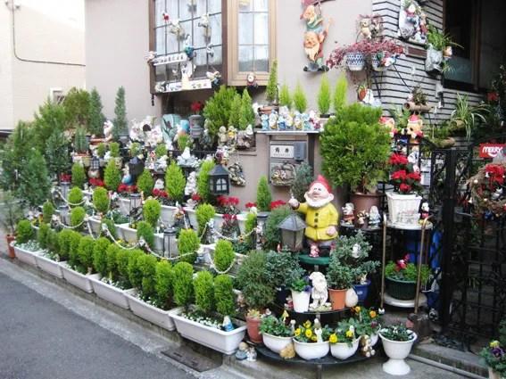 Hello Sandwich: Tokyo Snow White Potted Garden