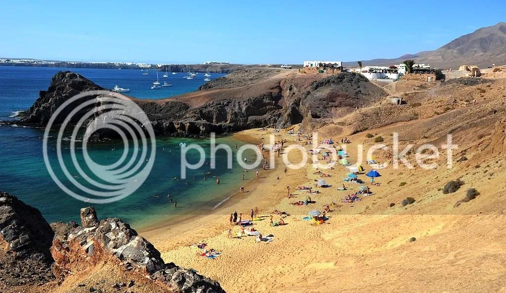Getting To Papagayo Beaches Discoverlanzarotecom
