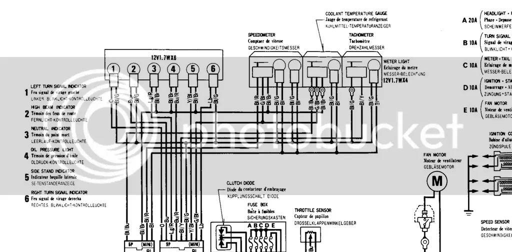 1994 cbr 900 wiring diagram