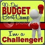 I'm Budget Boot Camp Challenger!