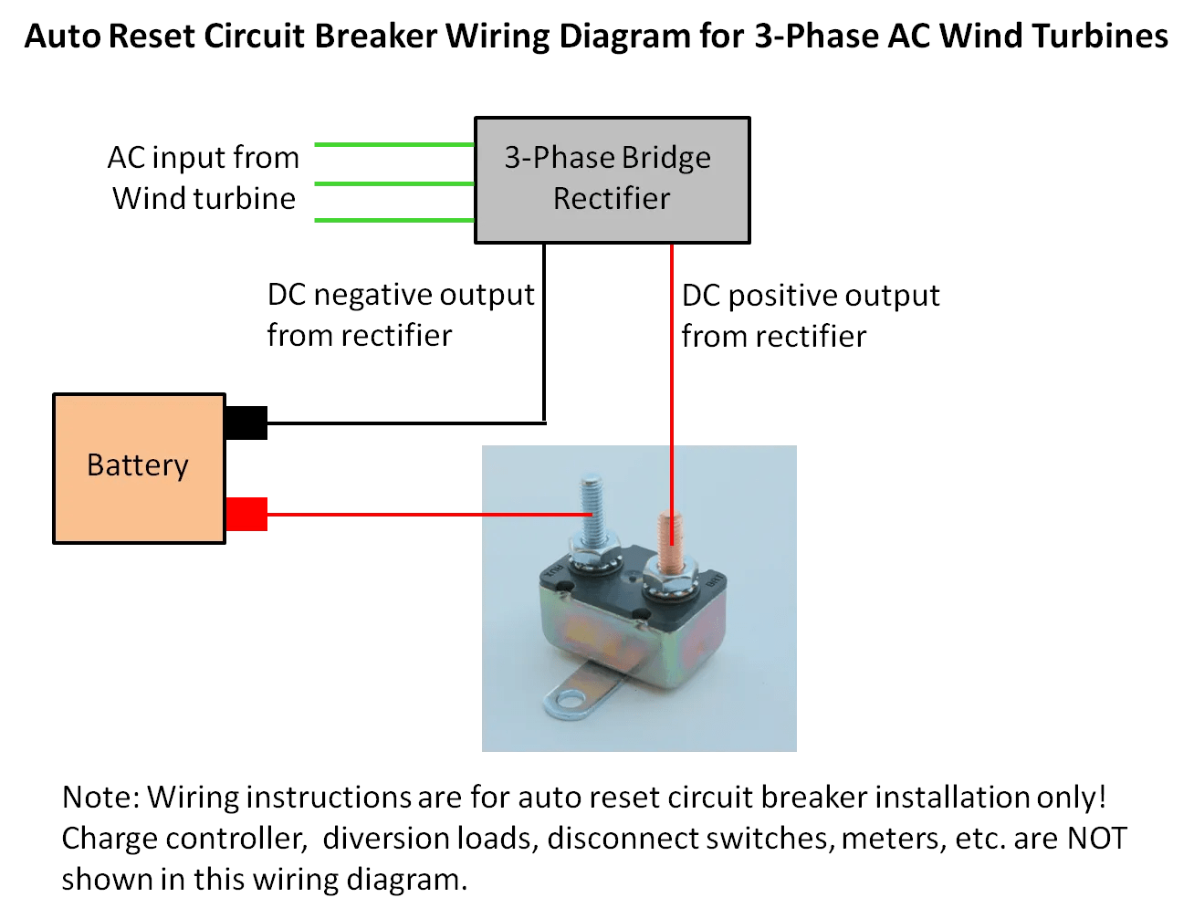 12v circuit breaker wiring diagram