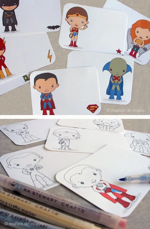 Kids\u0027 superhero party ideas the ultimate roundup of invitations