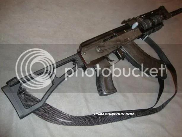 US Machinegun