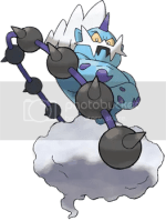 Pokemon Thundurus