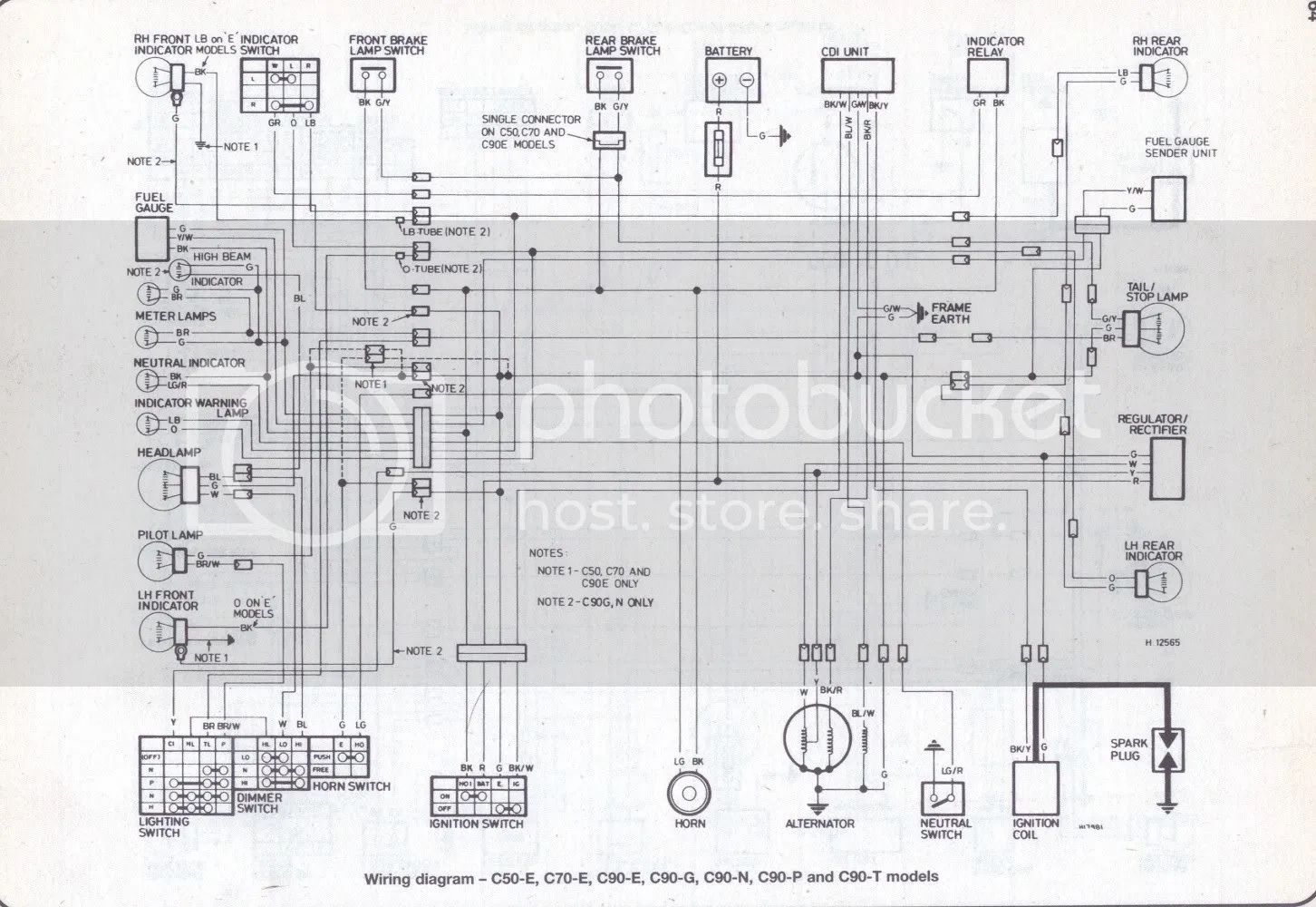 1981 honda xl500s wiring diagram on 81 sportster wiring diagram