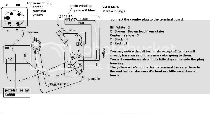 Mars 16095 Potential Relay Wiring Diagram Online Wiring Diagram
