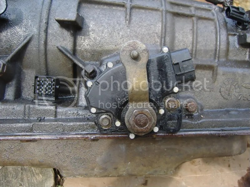 Info Needed 16 pin connector for 5R55E Ford Explorer and Ford