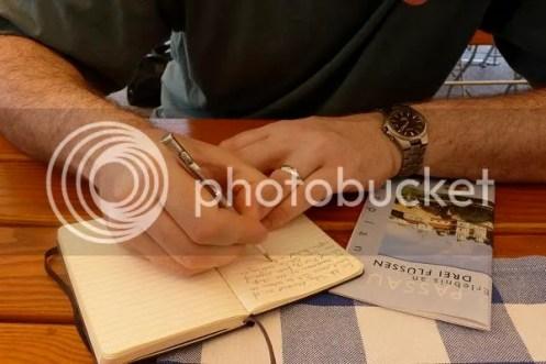 kiat menulis jurnal diary