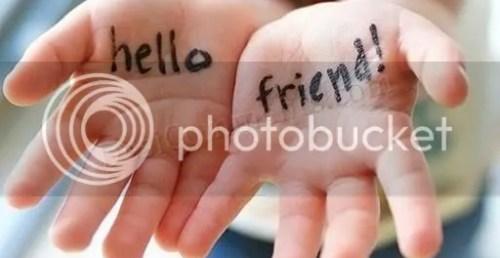 Teman dan Sahabat di Sekeliling Kita