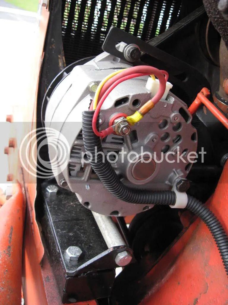 Wire Diagram Wd45 Auto Electrical Wiring 2003 Ranger 521vx Boat 12 Volt Allischalmers Forum