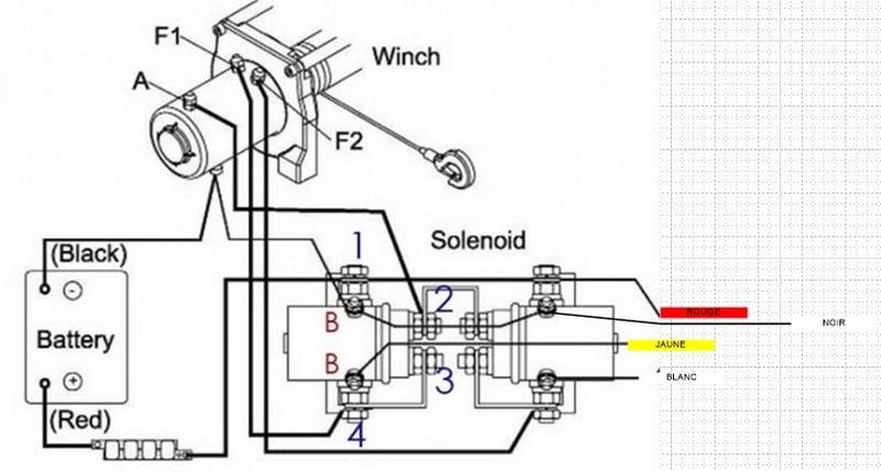 12 volt light schema cablage