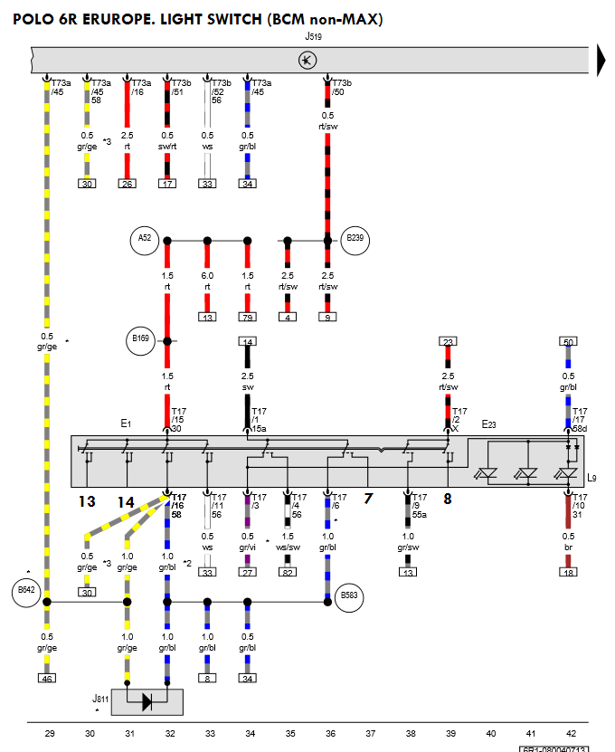 automatic staircase light circuit switch
