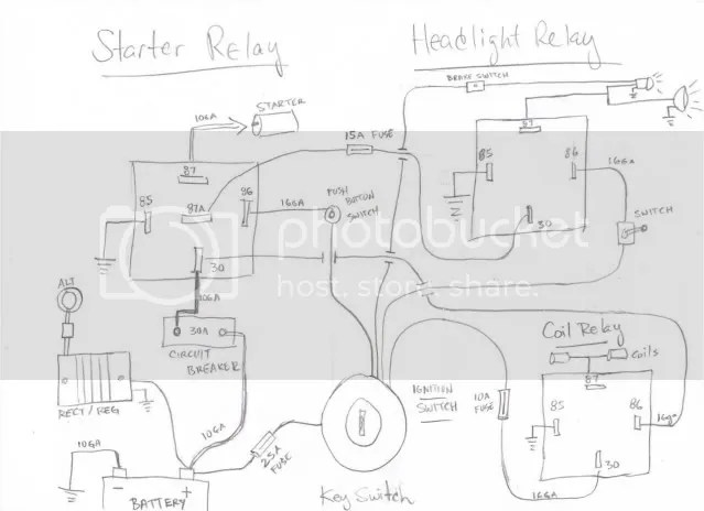 Let\u0027s See Some Chopped wiring diagrams! - Page 3