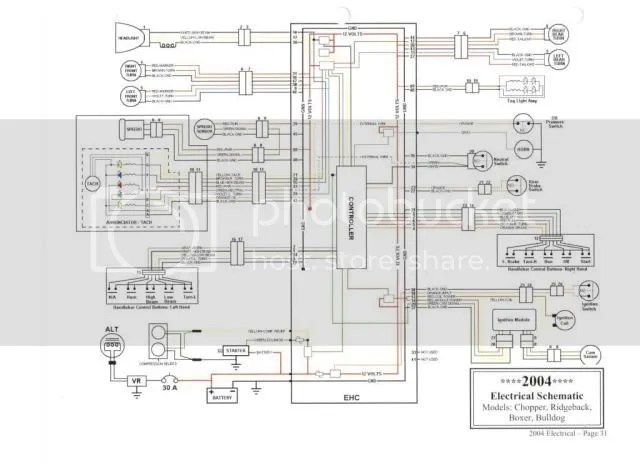 Chopper Electrical Wiring Diagrams - Schematics Data Wiring Diagrams \u2022
