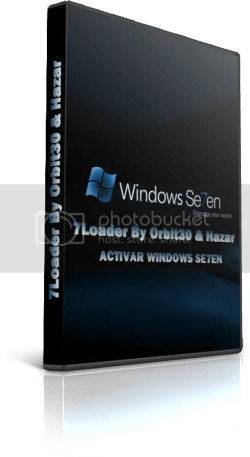 Windows 7 Offline Activators (2009) loader by Orbit