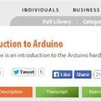 Pluralsights - Introduction to Arduino