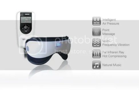 iSee 360 Breo eye massager