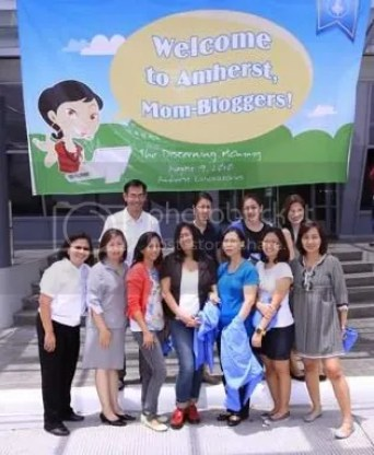 Amherst Laboratories Unilab mommy bloggers visit