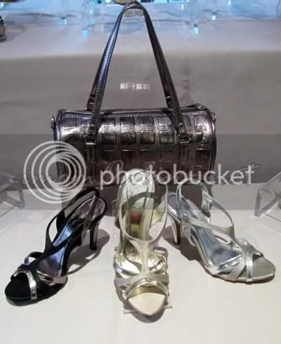 VNC shoes metallics