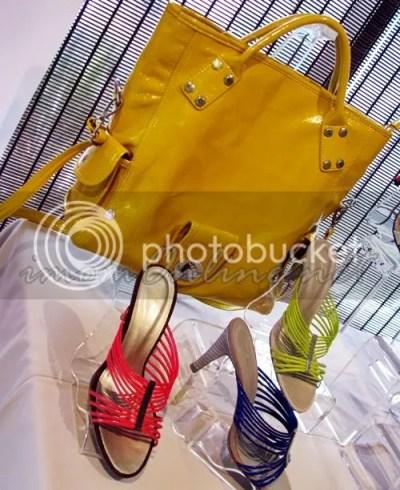 VNC shoes bags