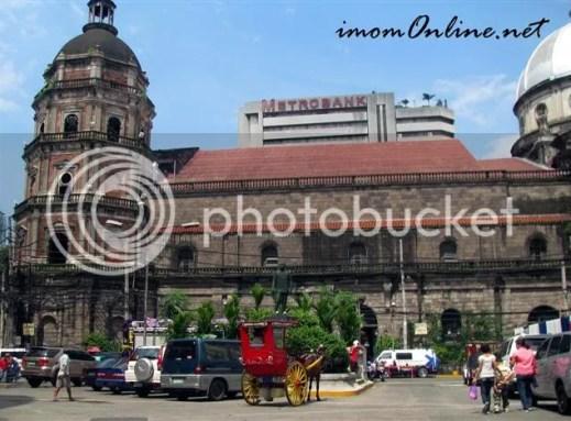 Binondo Church Manila Binondo trip
