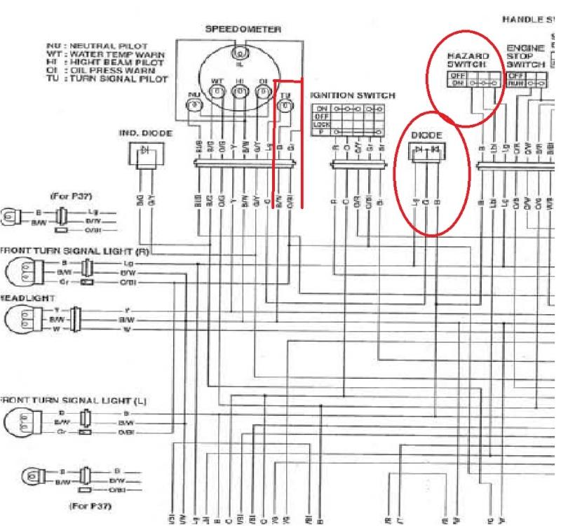 Wiring Diagram For Suzuki Savage 650 \u2013 Electrical Schematic Diagrams