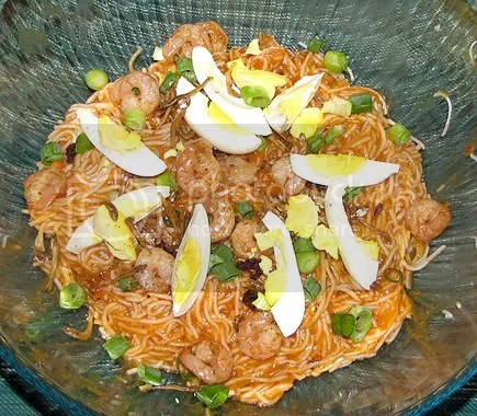 Pancit Palabok Noodles Easiest Way to Make Palabok