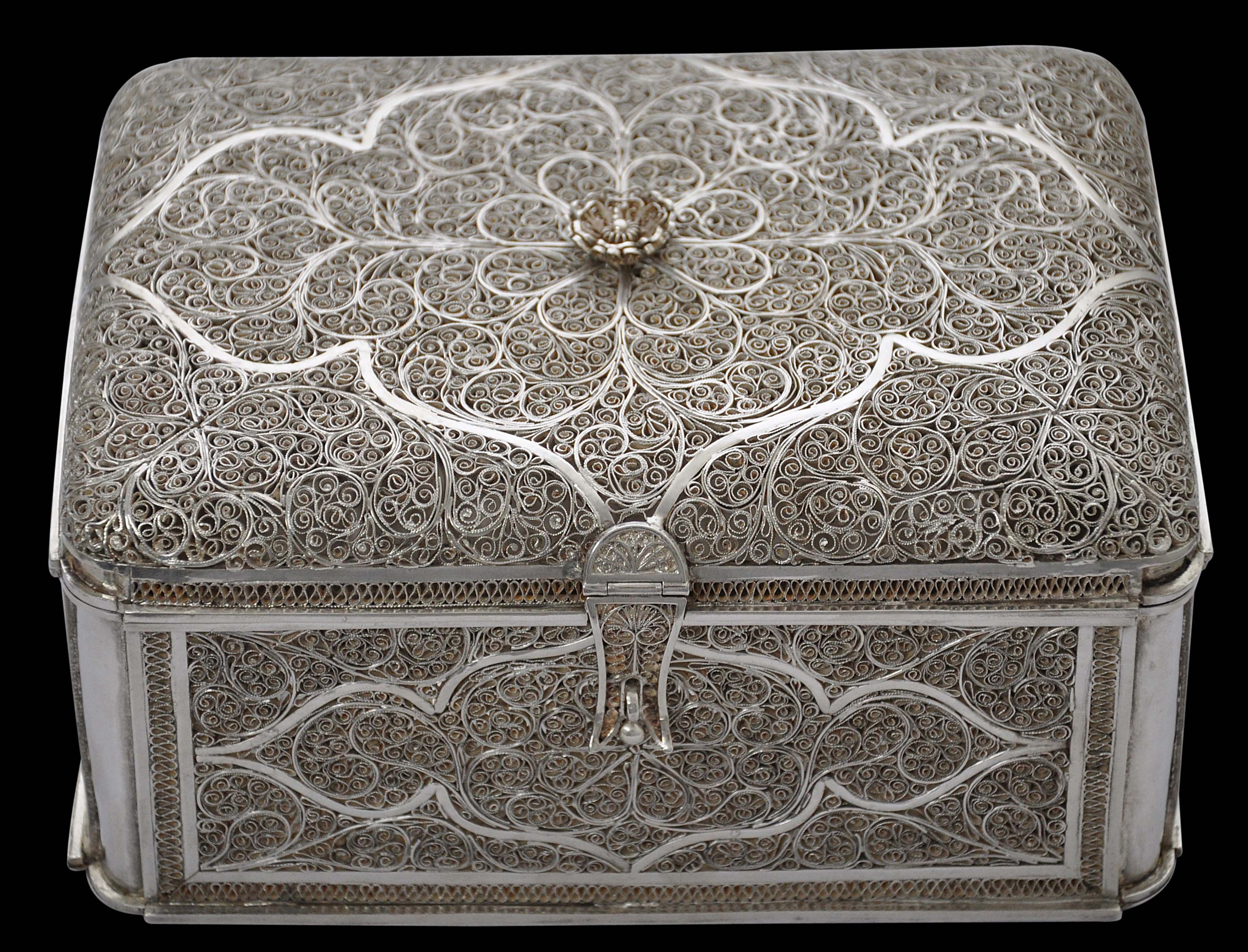Jewellery Box Adelaide Queen Adelaide S Colonial Silver Filigree Jewellery Box Michael