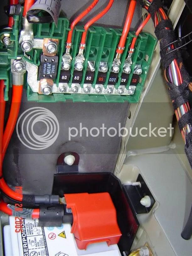 e39 DSP Sub Install