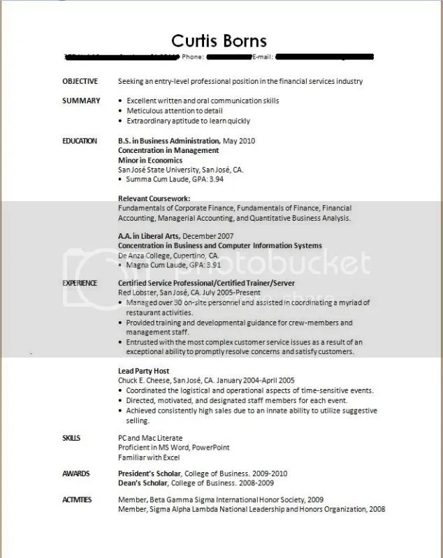 Resume Critique CV and Resume Checking  Advice - Career Advice