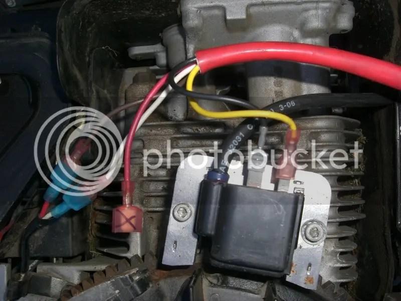 Kohler CV16S no spark, need advice - HobbyTalk