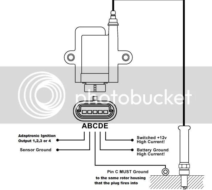 How to wire aem smart coils to e6k - AusRotary
