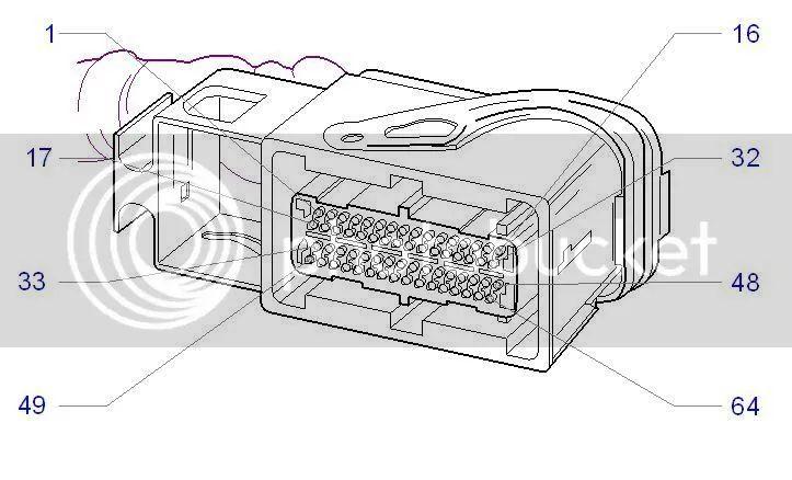 opel corsa c ecu wiring diagram