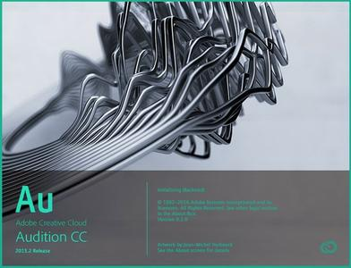 Adobe Audition CC.2015.2 Build 9.2.0.191 Mac OS X
