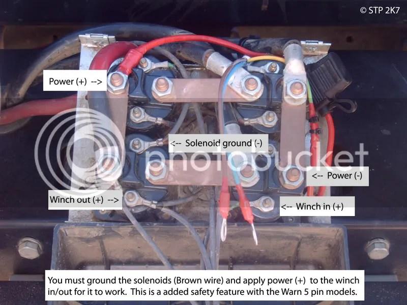 Winch Control Box Wiring Diagram Online Wiring Diagram