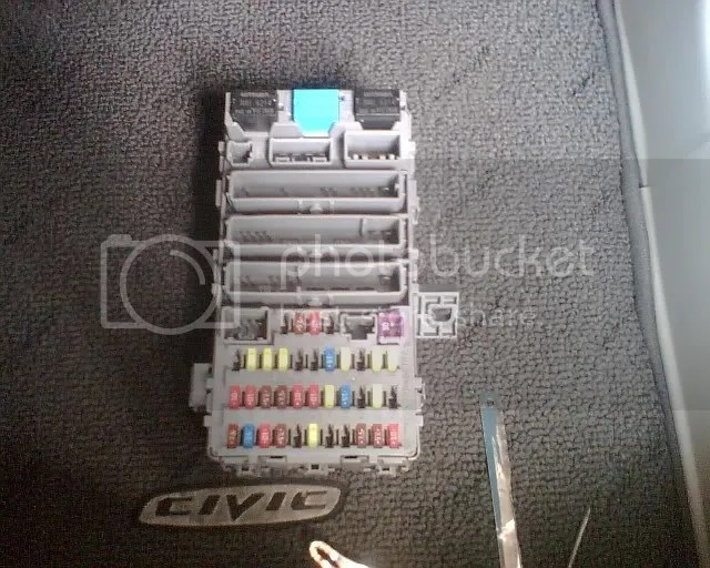 Honda Civic 8th Gen Fuse Box Wiring Schematic Diagram